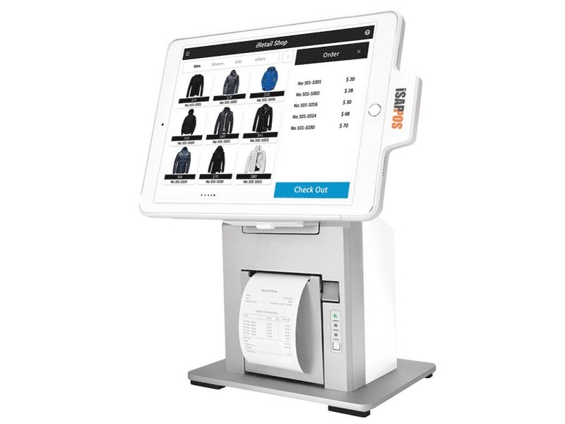 POS-X iSAPPOS Stand Tablets